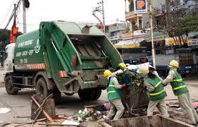Thu gom rác thải tphcm, dọn rác thải sinh hoạt - Vận chuyển xà bần tphcm  giá rẻ